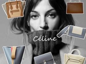 这些Céline爆款包包,再不了解就Out了