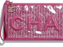 Chanel/香奈儿 AP0359 红色 随身包/手包