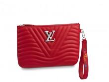 LV/路易威登 M67500 红色 NEW WAVE 拉链手拿包