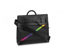 LV M30339 彩虹色 STEAMER 小号手袋