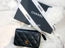 购物分享|香奈儿 Chanel 零钱包 卡包 拉链