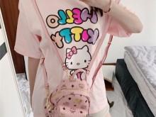 晒晒我的MCM樱花粉色超mini双肩包