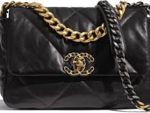 Chanel AS1160 B01901 94305 黑色 19口盖包