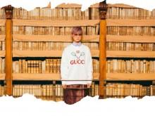 明星都在穿的Gucci 469250 网球印花卫衣值不值得入?