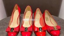 菲拉格慕Ferragamo经典小红鞋详细介绍