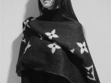 冬日 | 大牌围巾推荐 | Lv的双面羊绒围巾铆钉款和Gucci的丝薄围巾