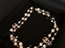 CHANEL珍珠项链 | 秋冬毛衣链必备