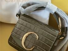 chloe c bag Mini 昆凌同款 迷你小C包