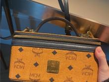 MCM Visetos Original女士化妆包|盒子包