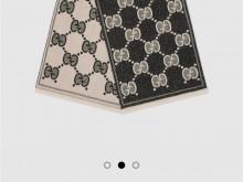 Gucci 598993 19年冬新款围巾 要备起来(百搭)