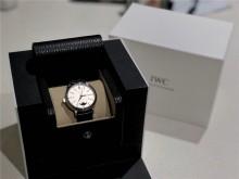 IWC 月相手表——人生第一块机械表 值得纪念