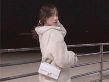 香奈兒Chanel2020春夏新款珍珠包woc
