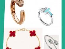 四大珠宝品牌标志识别