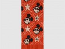 Disney x Gucci 604095 4GA58 7500 橘红 羊毛围巾