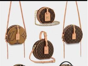 LV圆饼包4个尺寸全解析,硬饼or软饼?大号or迷你?