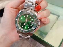 劳力士格林尼治型腕表 超有男友力的一款手表 爱了