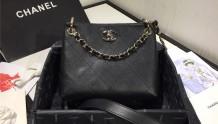 Chanel香奈儿 AS1461 2020SS 新款嬉皮包