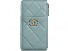 Chanel香奈儿 AP1182 B02286 N5950 蓝色 19手机壳与卡套