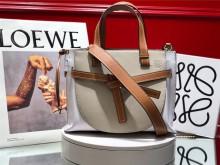 罗意威Loewe 2020新色手提马鞍包