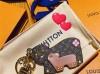 LV M69558 小熊挂件钥匙扣,比收到一个包还开心!^_^