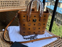 安利一款夏日小包 便宜又好用的MCM菜篮包