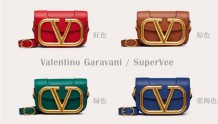 VLTN华伦天奴 Valentino必入的新款大V包