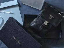 开箱|爆火的PRADA 2020s/s手机包 竖款