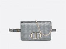 Dior迪奥 S2086OSKC_M26L 灰色 30 MONTAIGNE 二合一手拿包 腰包