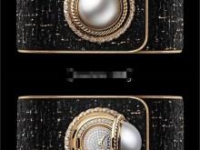 CHANEL|2020新款 纽扣珠宝腕表有多香