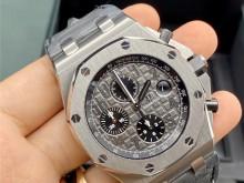 小手腕也能驾驭 心心念念的爱彼26470腕表