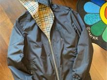 BURBERRY巴宝莉良心单品双面穿英伦格纹夹克