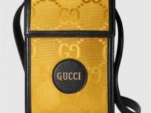 Gucci古驰 62559 黄色 Off The Grid系列迷你手袋