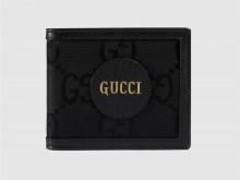 Gucci古驰 625573 黑色 Off The Grid系列钱包