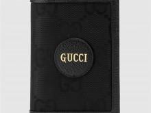 Gucci古驰 625584 黑色 Off The Grid系列护照夹
