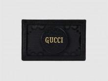 Gucci古驰 625578 黑色 Off The Grid系列卡片夹