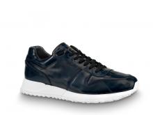 LV 1A4TFS 海蓝色 RUN AWAY 运动鞋