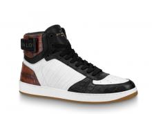 LV 1A4UFI 黑色 RIVOLI 运动鞋
