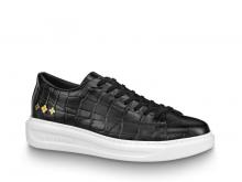 LV 1A4OXE 黑色 BEVERLY HILLS 运动鞋