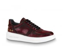 LV 1A46CF 红色 BEVERLY HILLS 运动鞋