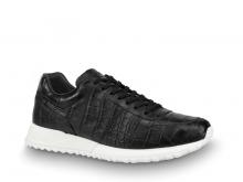 LV 1A4U4M 黑色 RUN AWAY 运动鞋