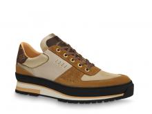 LV 1A67T0 琥珀色 HARLEM 系带鞋