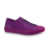 LV 1A5AZB 紫色 TATTOO 运动鞋