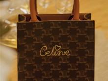 Celine七夕限定·Lisa同款实用老花mini tote