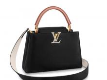 LV M56904 黑色 CAPUCINES 小号手袋