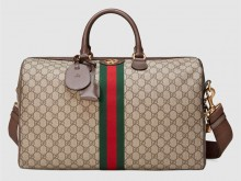 Gucci古驰 547953 Ophidia系列中号GG旅行袋