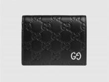 Gucci古驰 522869 Signature卡包
