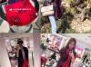 Gucci古驰 495592 4G350 4074 GG提花羊毛真丝围巾