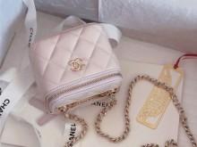 香奈儿最可爱的羊皮Mini Trendy CC盒子包