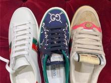 Gucci 爆款鞋-同尺码不同鞋型对比图