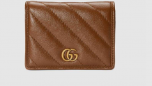 Gucci 466492 0OLFT 2535 GG Marmont系列 卡包
